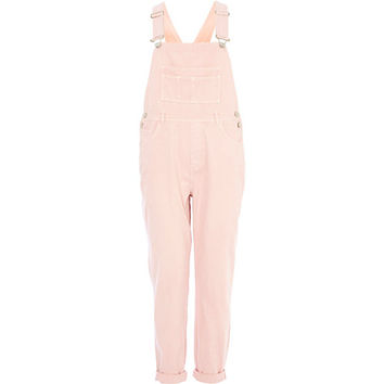River Island Womens Light pink overalls