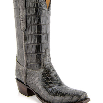 Lucchese Charcoal Romeo Boot