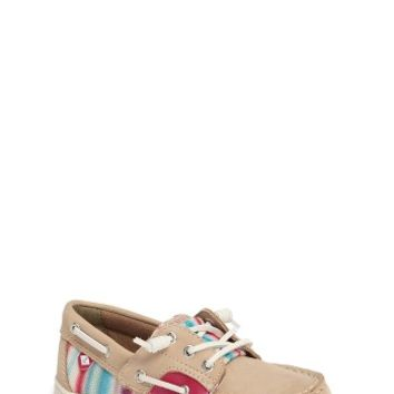 Sperry Kids 'Songfish Jr' Boat Shoe (Walker & Toddler) | Nordstrom
