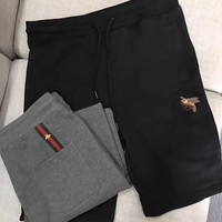 GUCCI:   Your fashionable casual shorts