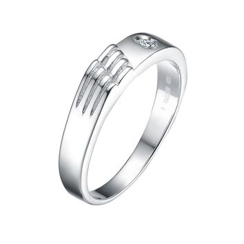 Mister Flight Silver Ring - 925