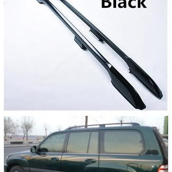 Auto Roof Racks Car Luggage rack For TOYOTA Land Cruiser LC100 FJ100 4500 4700 1998-2007 Screw fixing High Quality Aluminum