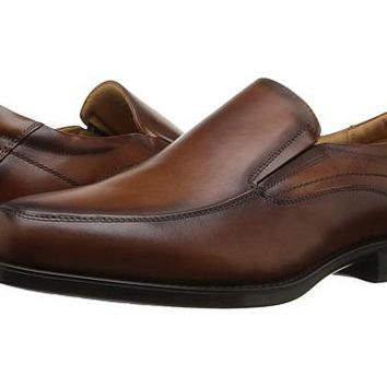 Florsheim Midtown Moc Toe Slip-On Cognac Men's Shoes