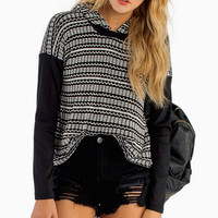 Lucca Hooded Sweater - TOBI