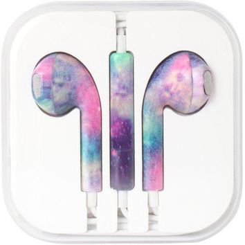 Print Earbuds Iphone headset