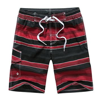 Quality Mens Outdoor Shorts Surf Board Shorts Beach Short Pants Summer Quick Dry