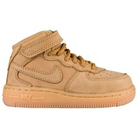 Nike Air Force 1 Mid - Boys' Toddler at Foot Locker