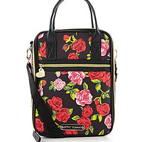 Betsey Johnson Nylon Lunch Tote