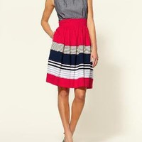 Pim + Larkin Patchwork Stripe Dress | Piperlime-ADORABLE