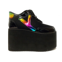 quozmo black/rainbow