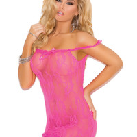 Light Up the Night Lace Chemise