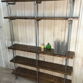 Industrial Large Shelving Unit
