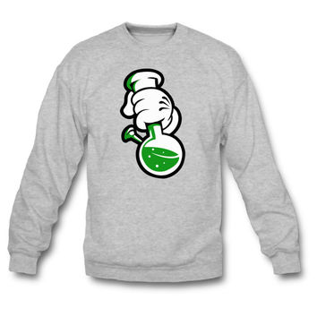 fingers sweatshirt