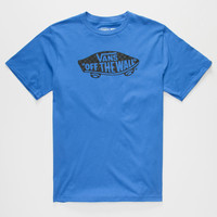 VANS Checked Filled Boys T-Shirt | Graphic Tees