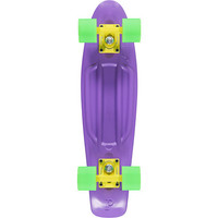 Penny Skateboards Purple, Yellow, & Green Cruiser Complete at Zumiez : PDP