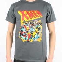 MARVEL XMEN -- BREAKTHROUGH -- MENS TEE