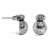 Star Wars Episode VII BB-8 Droid 3D Stud Earrings