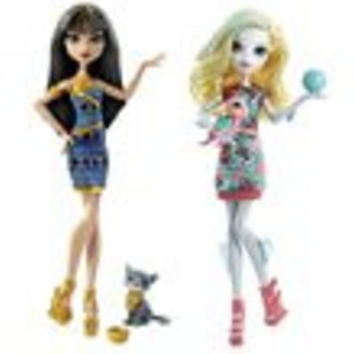 Monster High Doll and Pet Set Case
