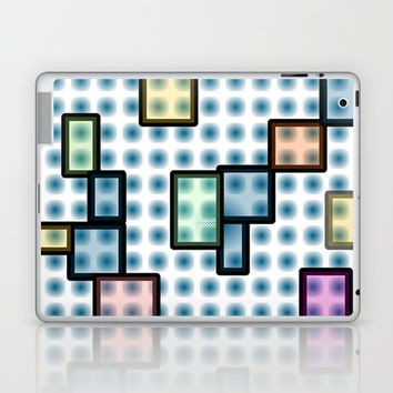 zappwaits glass Laptop & iPad Skin by netzauge