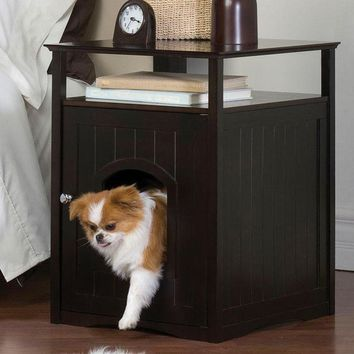 Multi-Function Pet Houses at Brookstone—Buy Now!