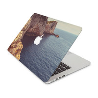 Lighthouse Ocean Cliffs Skin for the Apple MacBook