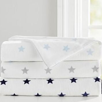 Swaddling Blankets & Sleep Essentials | Pottery Barn Kids