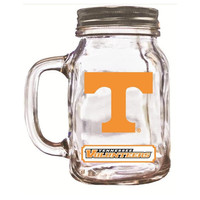 16Oz Mason Jar Tennessee Volunteers