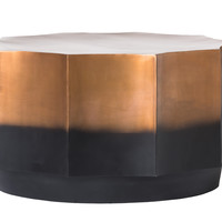 Markus Coffee Table Bronze Iron