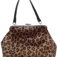 Betsy Purse Leopard