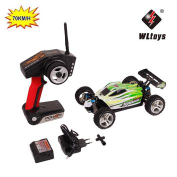 70KM/H New Arrival 1:18 4WD RC Car A959 Updated Version A959-B 2.4G Radio Control Truck RC Racing Buggy Highspeed Off-Road Car