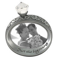 Diamond Ring Picture Frame by Malden