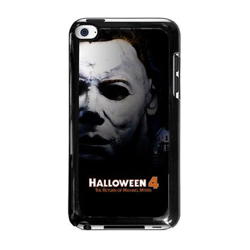 MICHAEL MYERS HALLOWEEN 4 iPod Touch 4 Case Cover