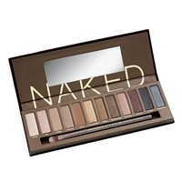 Urban Decay Naked Palette: Beauty