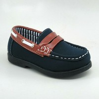 Toddler's Blue Casual Shoes