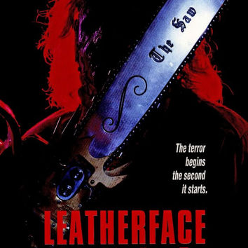 Leatherface: The Texas Chainsaw Massacre 3 11x17 Movie Poster (1989)