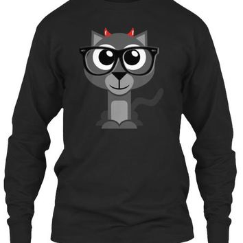 Black Panther Avatar With Glasses And Horns   Womens Premium T Shirt