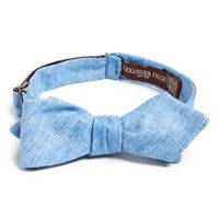 Men's ALEXANDER OLCH Faded Twill Bow Tie