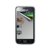 Amzer Mirror Screen Protector with Cleaning Cloth for Samsung Galaxy S I9000