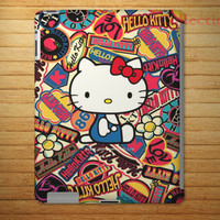 Hello Kitty Jdm Hardshell case for iPad Mini, iPad 2, iPad 3, iPad 4, iPad Air
