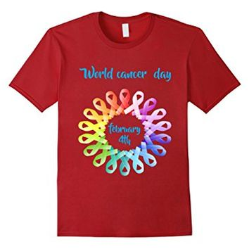 International Cancer Day , February 4th,T-shirt