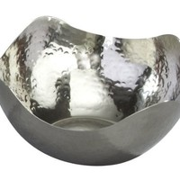 Elegance Hammered 6-Inch Stainless Steel Bowl:Amazon:Kitchen & Dining