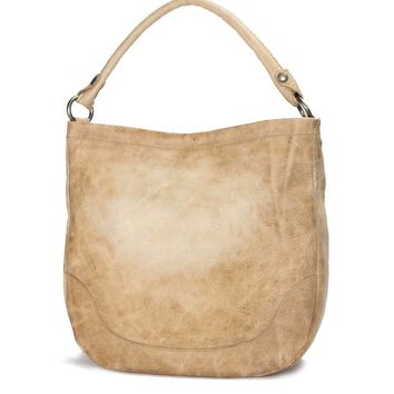 Frye Melissa Hobo Bag Sand DB149