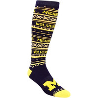 Michigan Wolverines adidas Women's Knee-High Socks