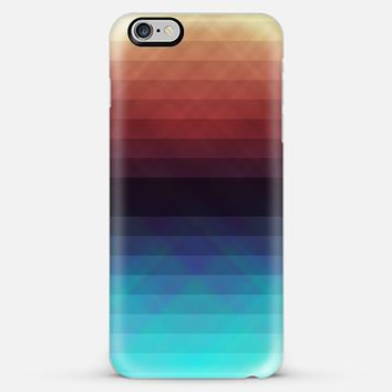 Colors and lines iPhone 6 Plus case by VanessaGF | Casetify