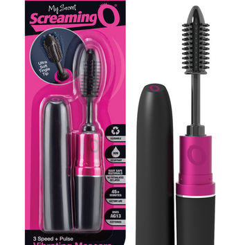 My Secret Screaming O Vibrating Mascara