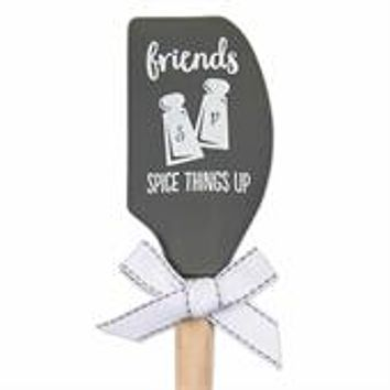 Kitchen Icon Friends Spice Things Up Spatula