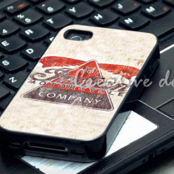 indian motorcycle vintage case for iphone 4/4S, iphone 5/5C, samsung galaxy s3, samsung galaxy s4, ipod 4 and ipod 5