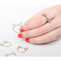 Catbird :: WHAT'S NEW: jewelry :: Lovecats Ring