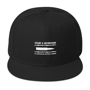 Otto Cap for Men with Bullet Design