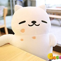 "13.4"" Japanese Game Neko Atsume ねこあつめ Cat Backyard meow Darake Zukan plush Toy Doll Gift"